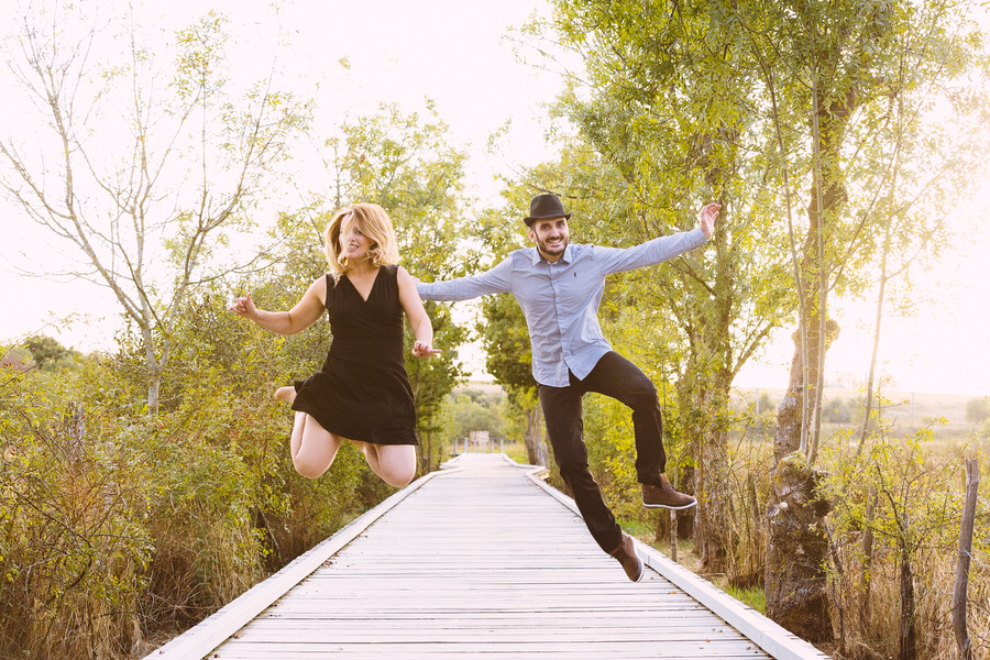 Love Session • Couple Saut Fun