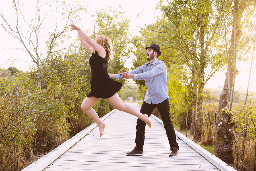 Love Session • Danse Saut Couple