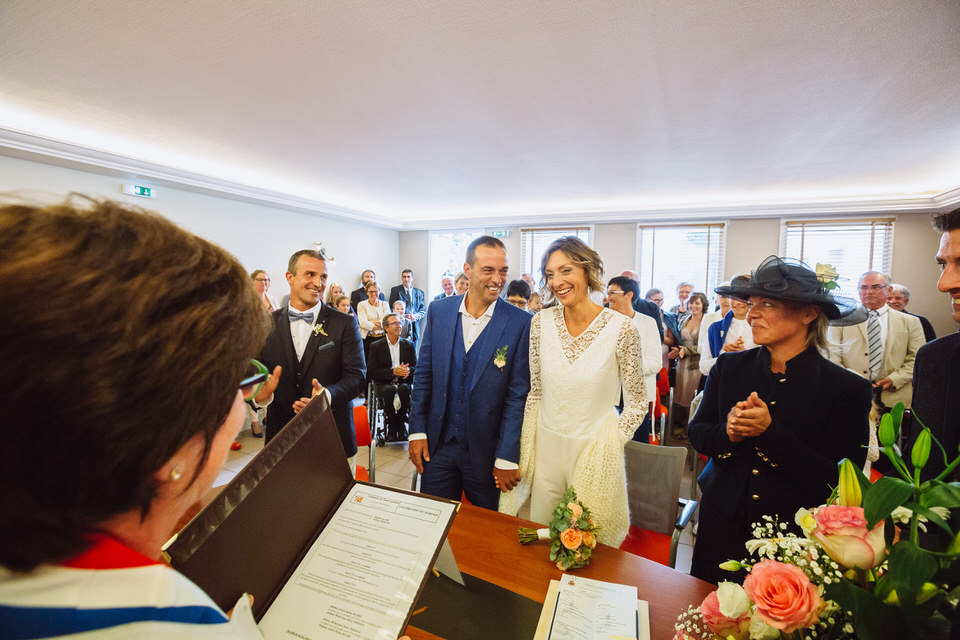 Mariage Intime - Mairie
