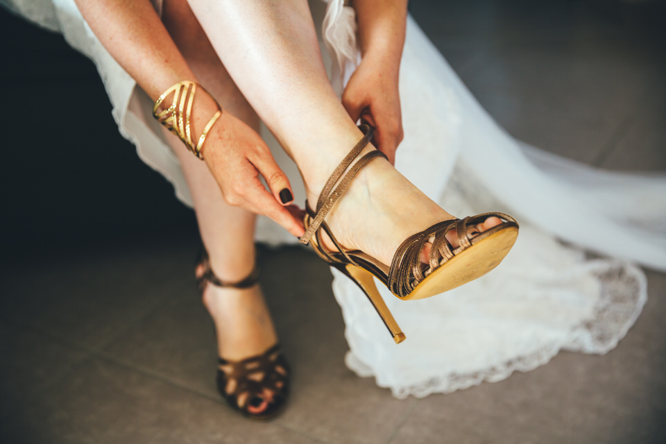 Mariage Automne - Chaussures
