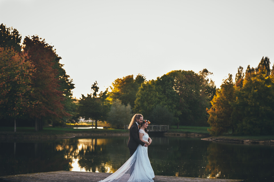 Mariage Automne - Sunset