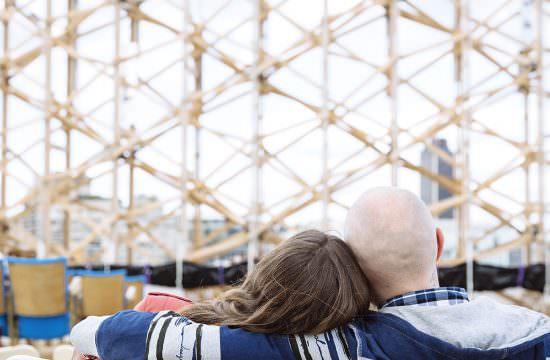 Séance Engagement sur l'Ile de Nantes / Aurélie & Sébastien