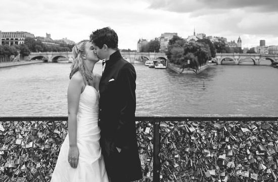 Séance Day After à Paris / Cyriane & Matthieu