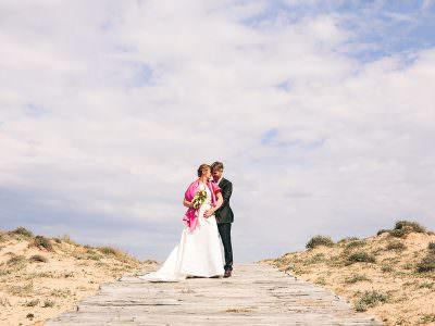 Mariage Rustique dans les Landes / Marion & Edouard