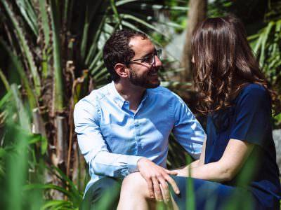 Love Session sur l'Ile de Nantes / Marie & Benoit