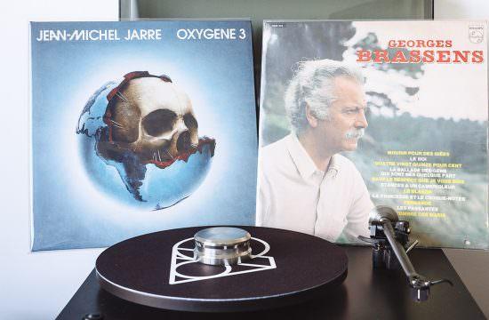 Chronique #1 / Jarre & Brassens