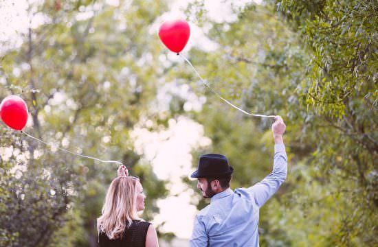 Love Session dans les Marais / Vanessa & Rémy