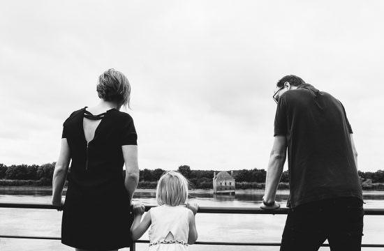Photos de Famille sur les Bords de Loire / Couëron