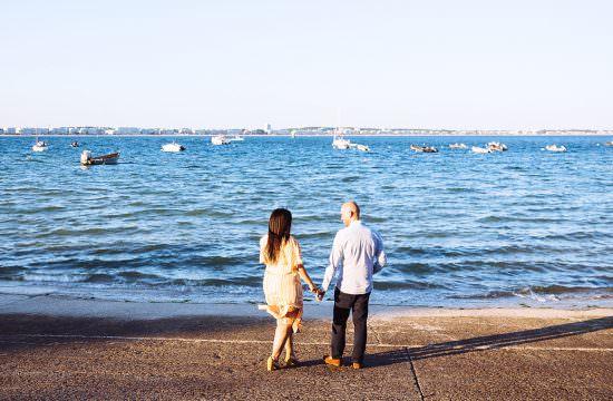 Séance Couple dans la Baie de La Baule