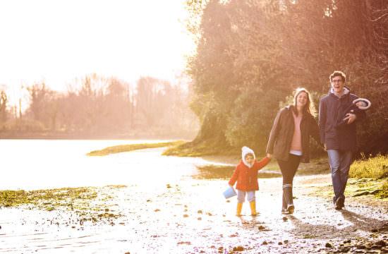 Séance en Famille à la Forêt-Fouesnant