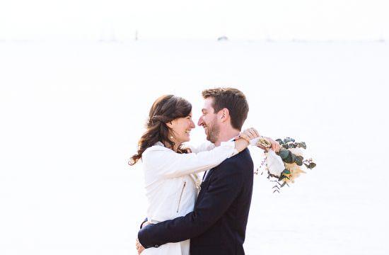 Un Mariage Civil à La Rochelle